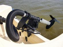 Haswing Protruar RS, afstandsbedienbaar met 200 Ah AGM accu's, lader en zekering